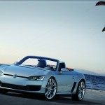 Volkswagen BlueSport Concept : le roadster diesel