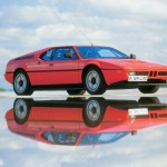 BMW M1 : La premire BMW ///Motorsport
