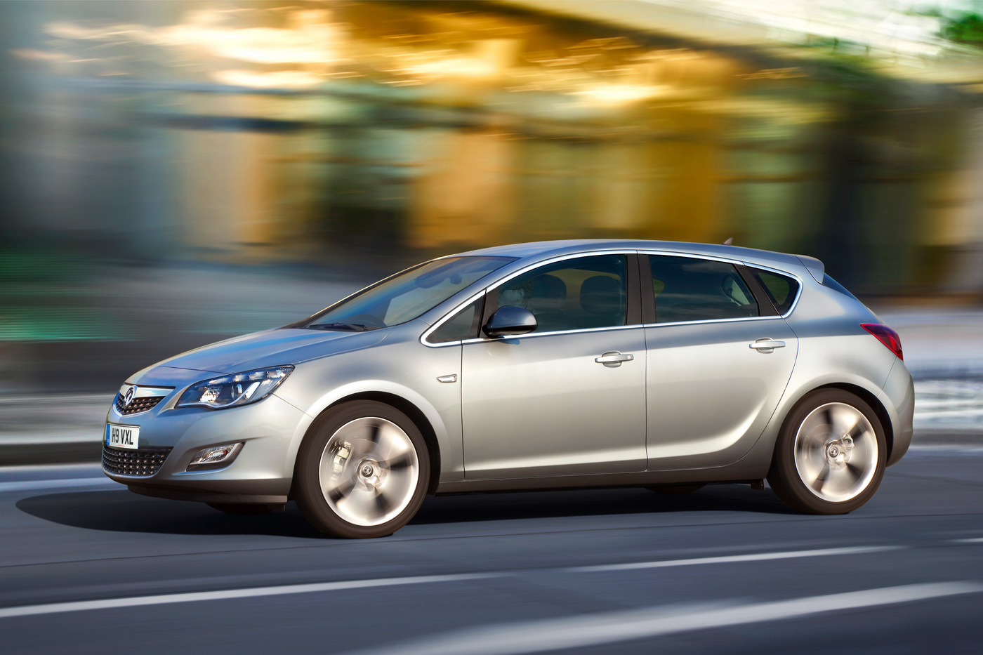 Vauxhall Astra Cars Gallery