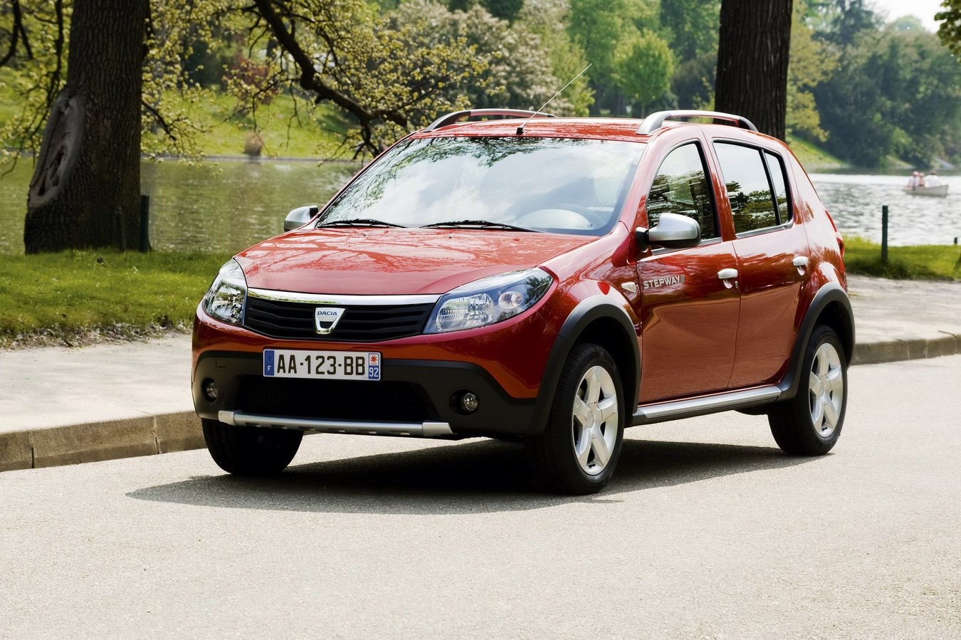 dacia sandero stepway plan te. Black Bedroom Furniture Sets. Home Design Ideas