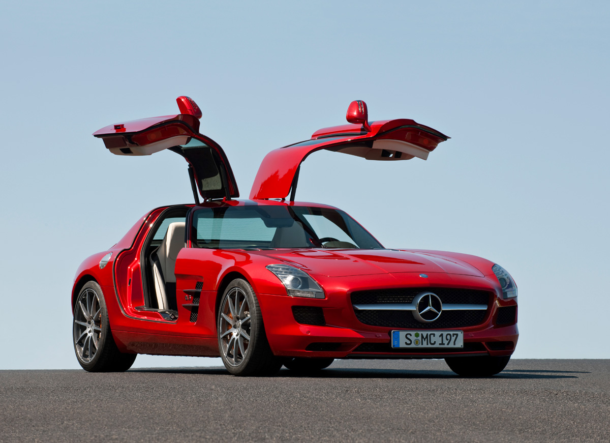 mercedes sls amg papillon moteur v8 plan te. Black Bedroom Furniture Sets. Home Design Ideas