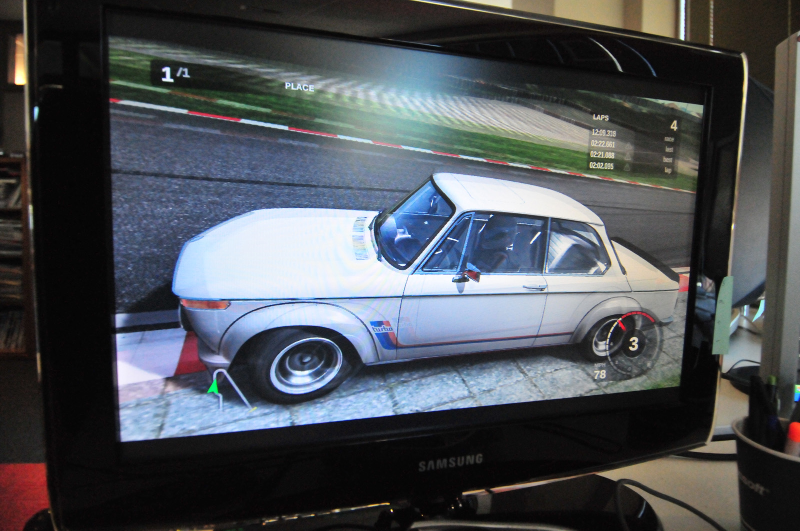 Forza Motorsport 3 Bmw 2002 Turbo Plan 232 Te Gt Com