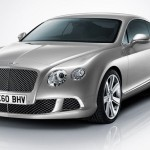 Nouvelle Bentley Continental GT