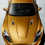 Aston Martin Virage : Super DB9, mini DBS
