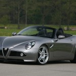 Alfa 8C Spyder par Novitec