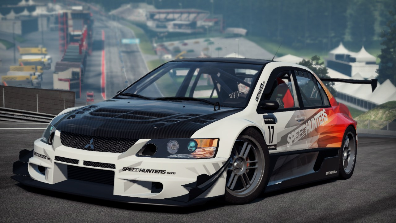 Shift 2 Unleashed Speedhunters Pack Plan 232 Te Gt Com