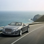 Nouvelle Bentley Continental GTC
