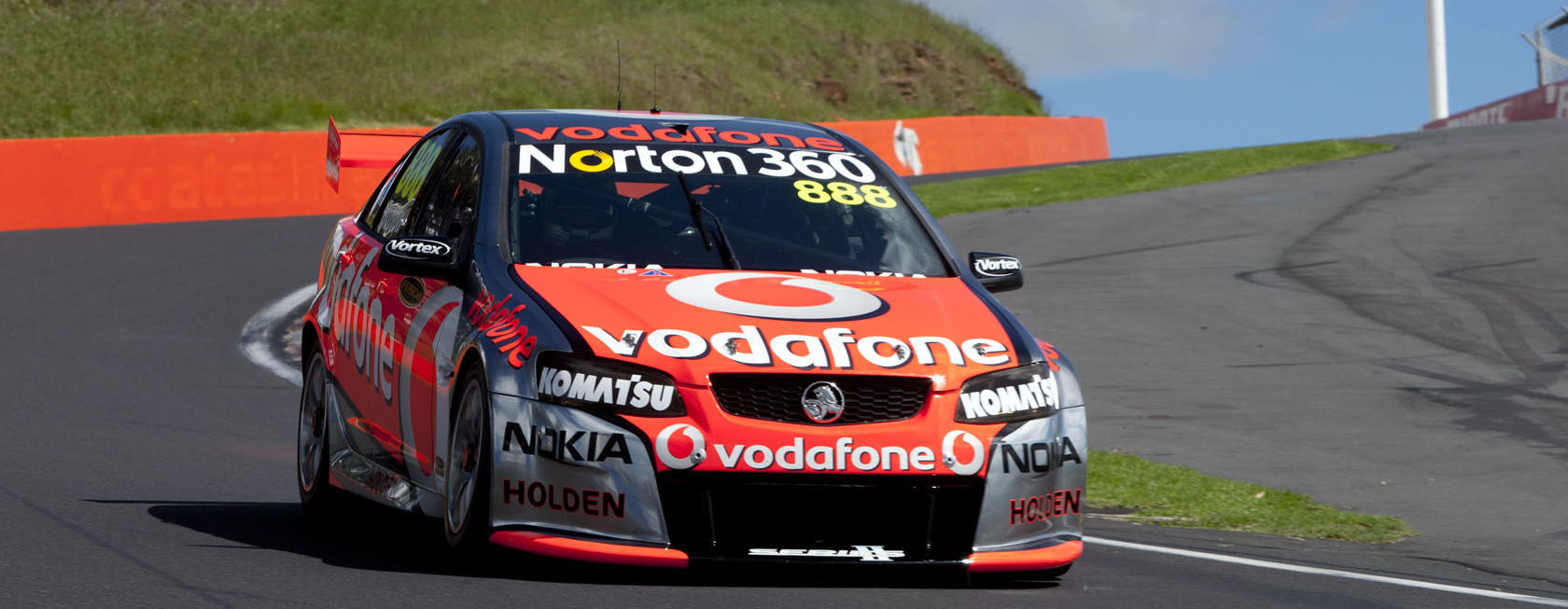 VODAFONE FORMULA ONE V8 SUPERCARS BATHURST