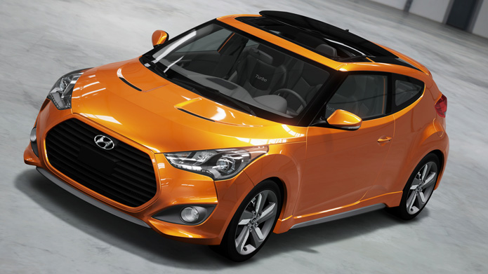 forza motorsport 4 dlc hyundai veloster gratuit plan te. Black Bedroom Furniture Sets. Home Design Ideas