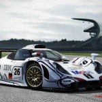 Forza Motorsport 4 : Porsche 911 GT1