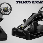 Thrustmaster prsente le Ferrari Vibration GT Cockpit 458 Italia Edition