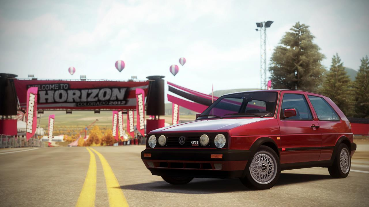 forza horizon golf gti rs4 corvette v12 zagato plan te. Black Bedroom Furniture Sets. Home Design Ideas