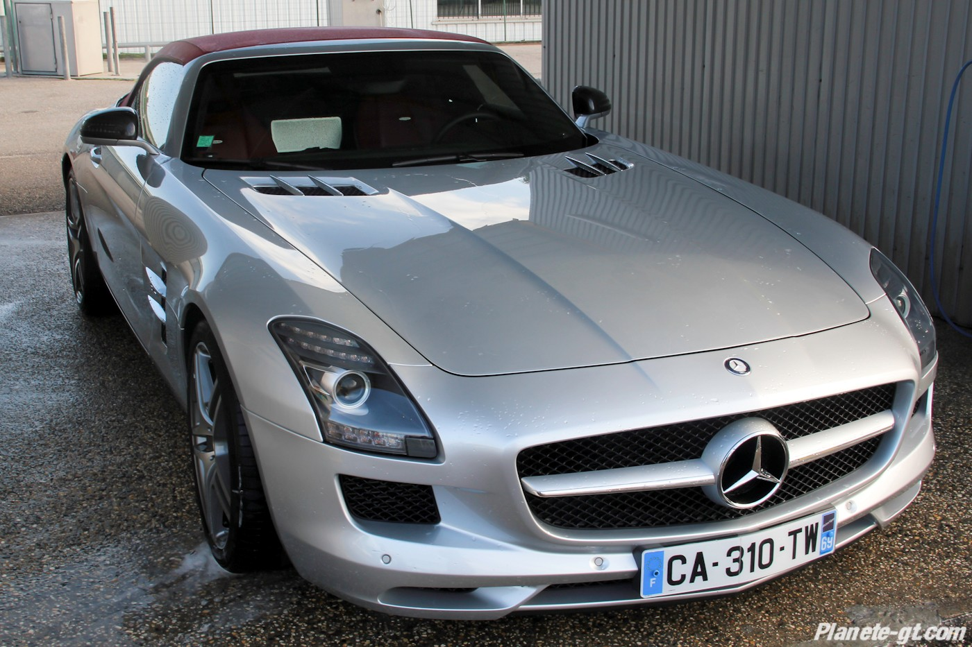 occasion mercedes benz sls amg. Black Bedroom Furniture Sets. Home Design Ideas