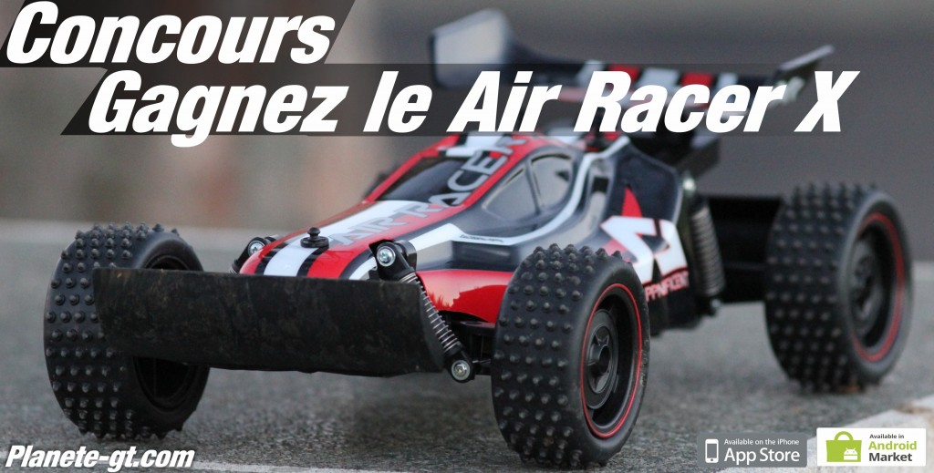 concours gagnez le air racer x voiture t l command e wifi plan te. Black Bedroom Furniture Sets. Home Design Ideas