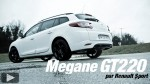 Essai video : Renault Megane Estate GT 220