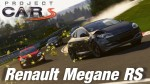 Project CARS : Gameplay et images en Renault Megane RS