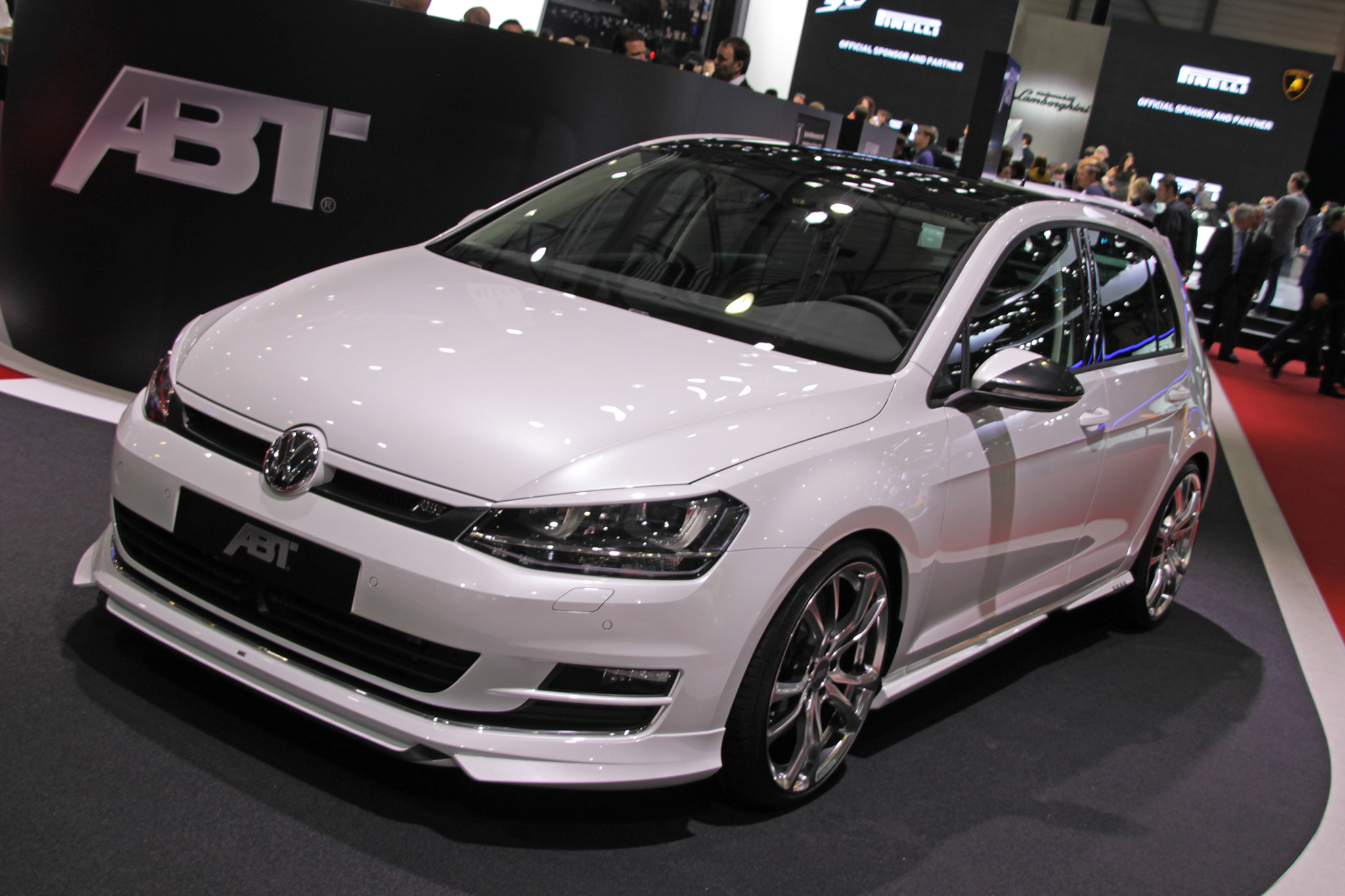 abt vw golf 7 plan te. Black Bedroom Furniture Sets. Home Design Ideas