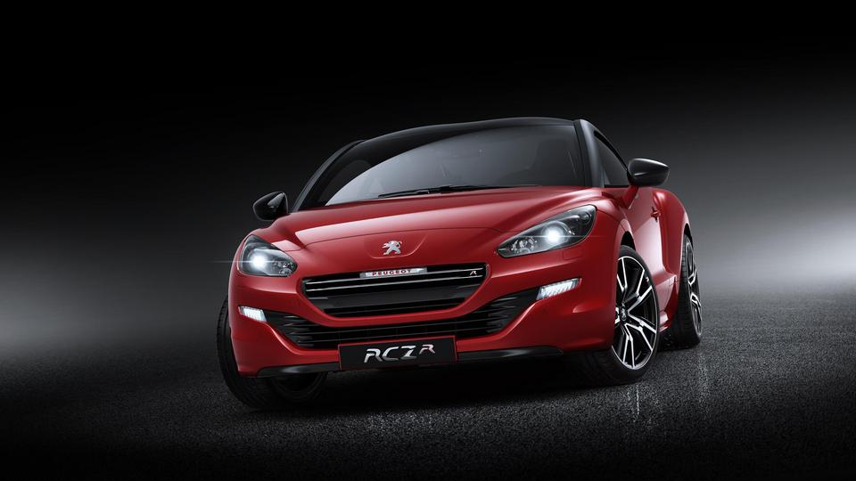 peugeot rcz r 270 chevaux de puissance plan te. Black Bedroom Furniture Sets. Home Design Ideas