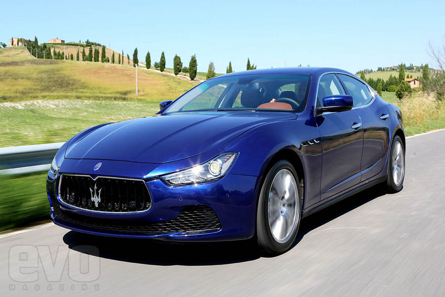 evo magazine teste la maserati ghibli en vid o plan te. Black Bedroom Furniture Sets. Home Design Ideas