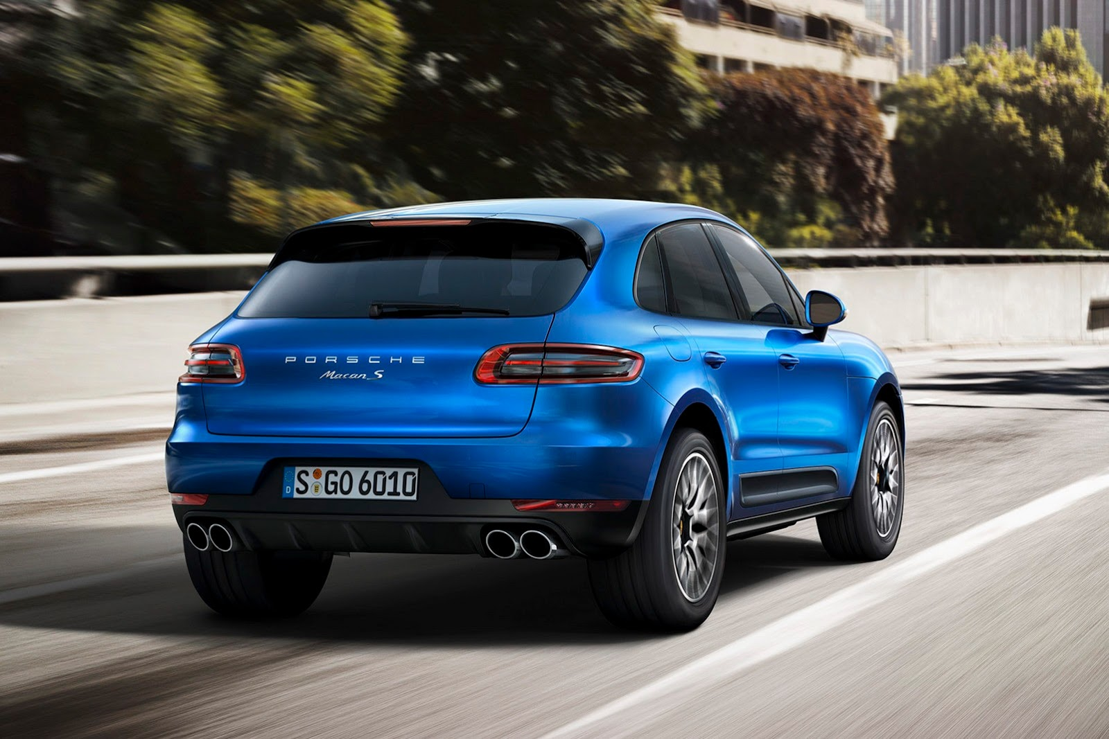 porsche macan le baby cayenne plan te. Black Bedroom Furniture Sets. Home Design Ideas