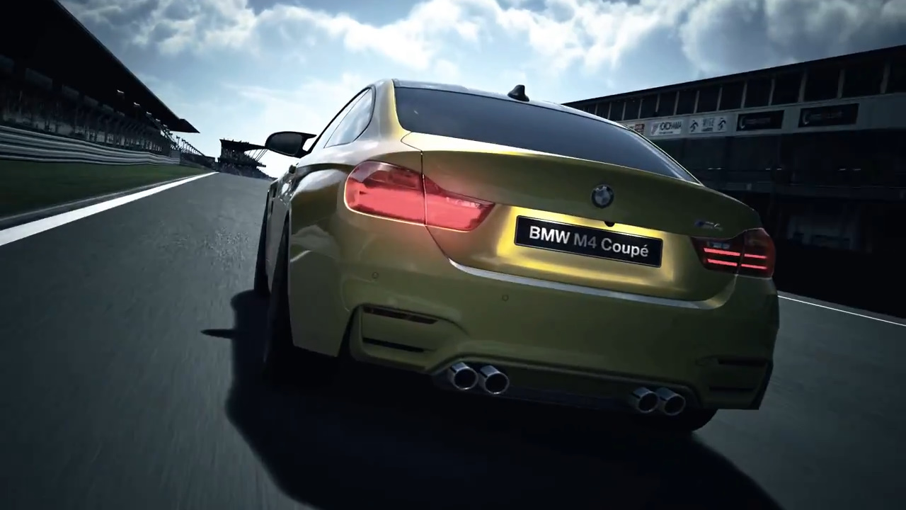 gran turismo 6 bmw m4 coupe 8 plan te. Black Bedroom Furniture Sets. Home Design Ideas