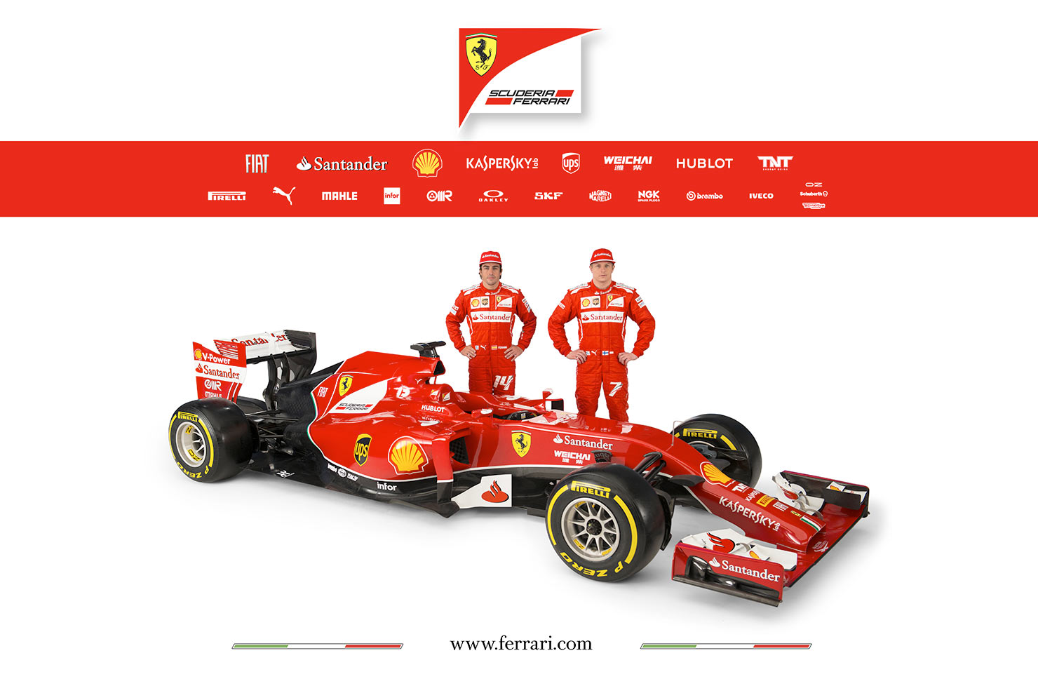 scuderia ferrari f14t f1 2014 7 plan te. Black Bedroom Furniture Sets. Home Design Ideas