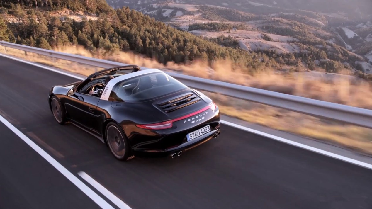 video-porsche-911-targa-4s-2014-son