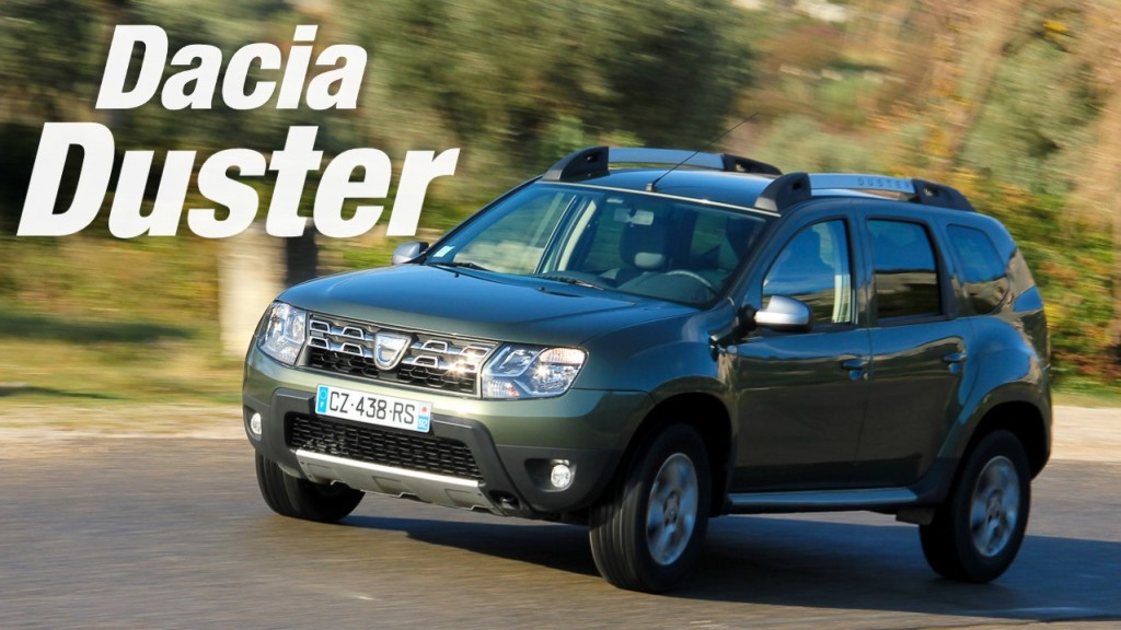 essai video dacia duster tce 125 dci 110 plan te. Black Bedroom Furniture Sets. Home Design Ideas