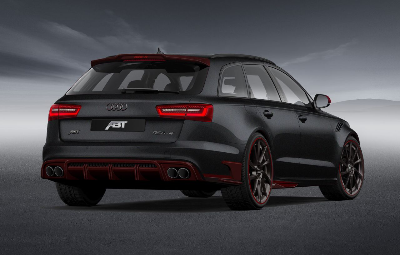 Gen 232 Ve 2014 Abt Audi Rs6 R Plan 232 Te Gt Com