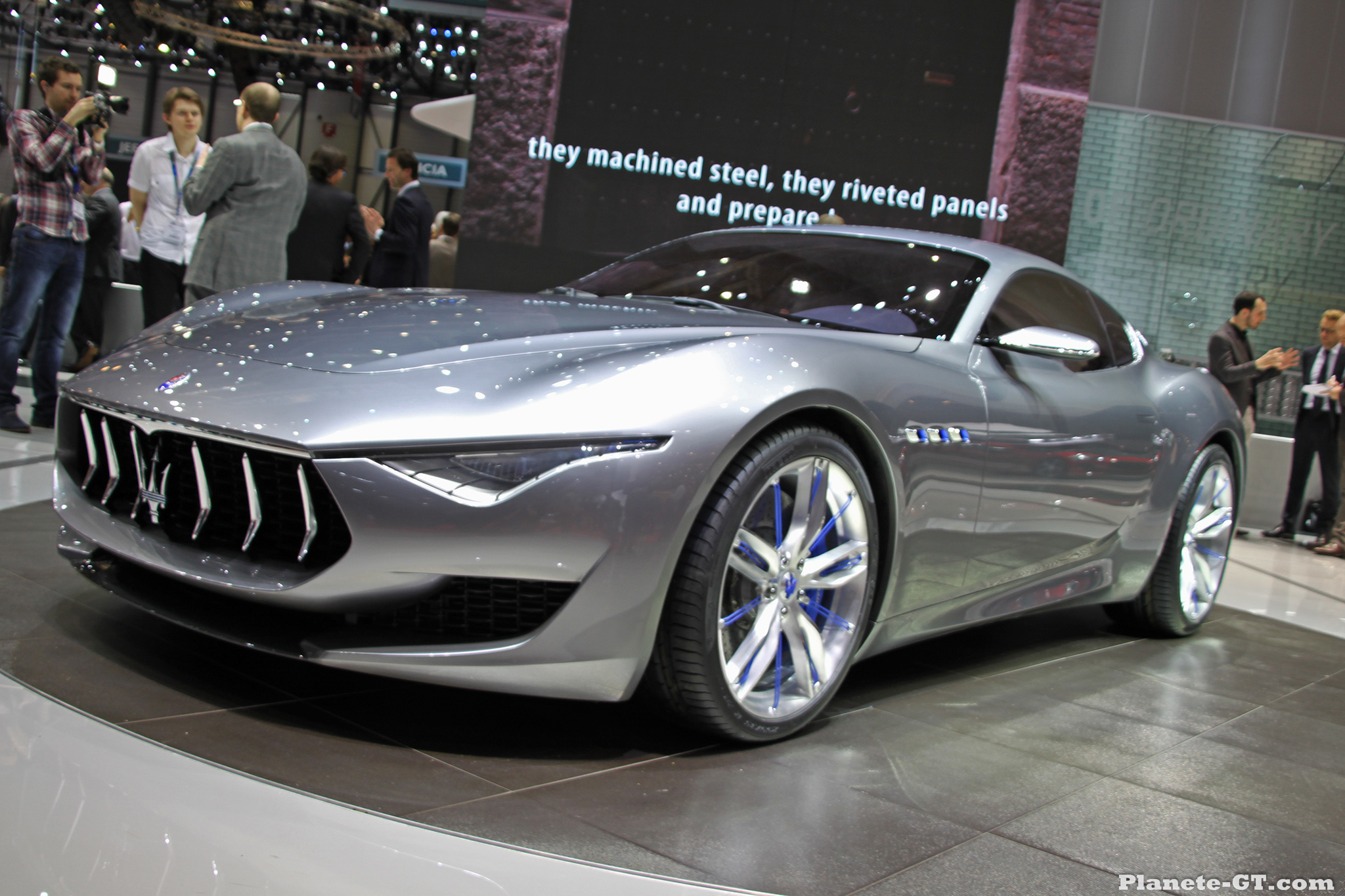 geneve 2014 maserati alfieri concept 06 plan te. Black Bedroom Furniture Sets. Home Design Ideas