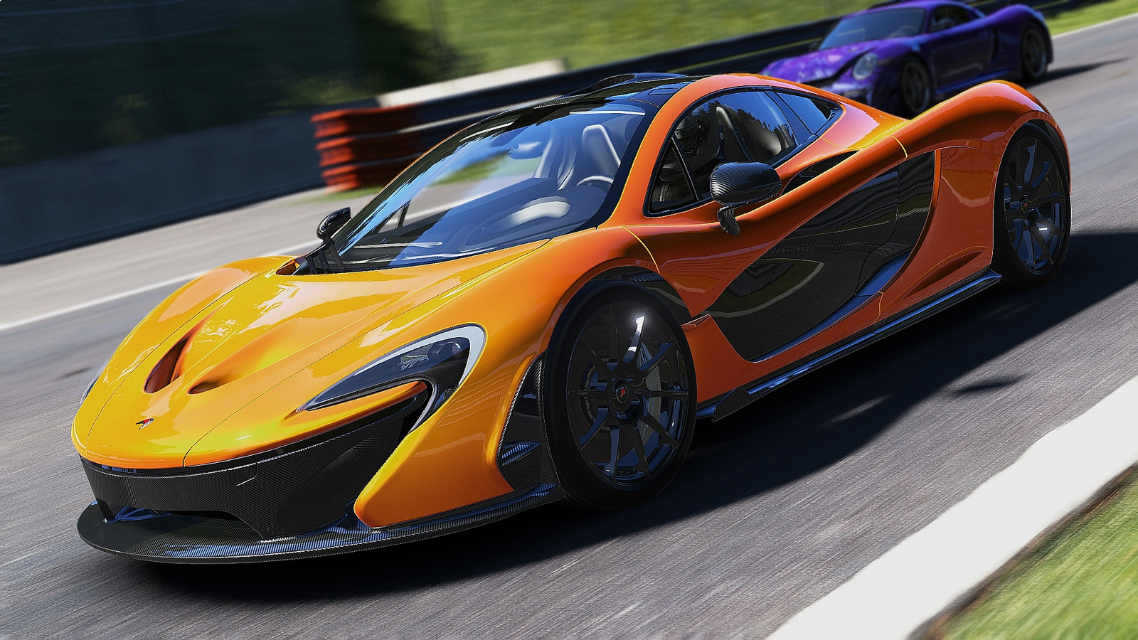 La mclaren p1 est arriv e dans project cars plan te - Project cars mclaren p1 ...