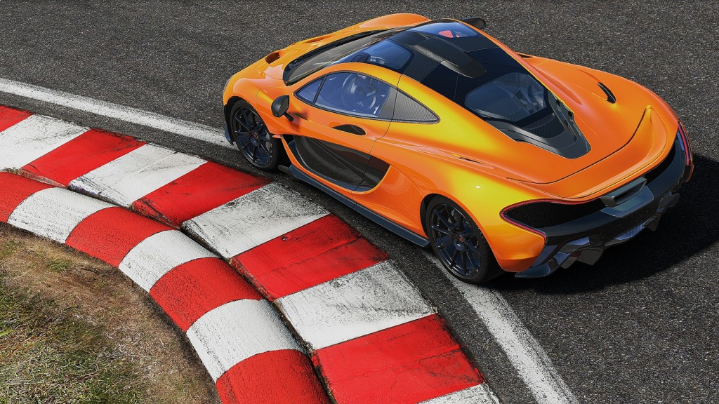 Mclaren p1 project cars photos 7 plan te - Project cars mclaren p1 ...