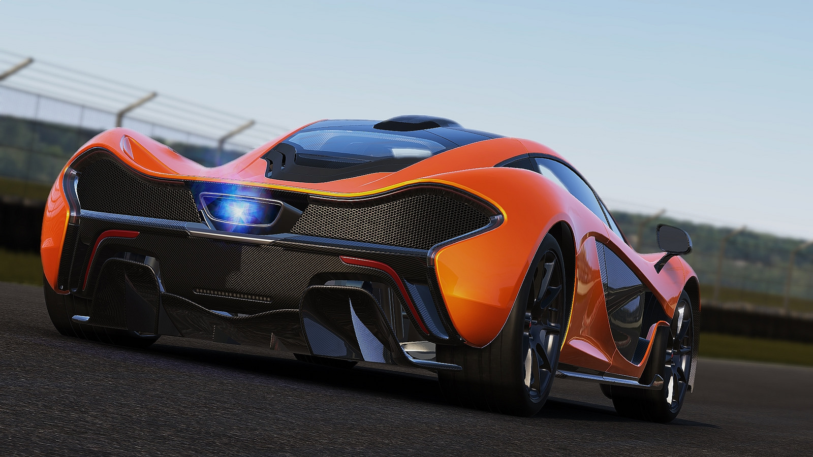 Mclaren p1 project cars photos 9 plan te - Project cars mclaren p1 ...