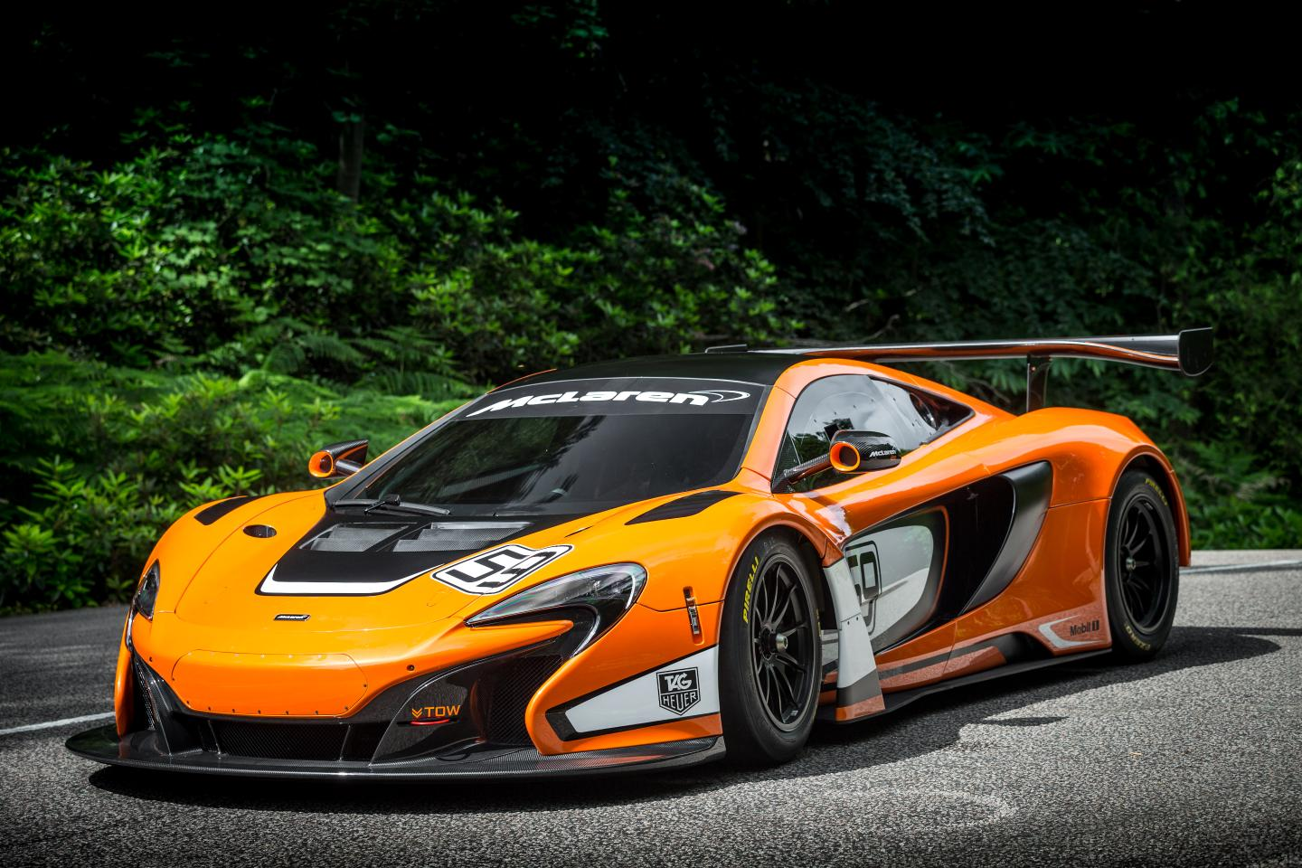 mclaren pr sente la 650s gt3 goodwood plan te. Black Bedroom Furniture Sets. Home Design Ideas