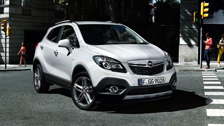opel mokka le petit suv allemand sponso plan te. Black Bedroom Furniture Sets. Home Design Ideas