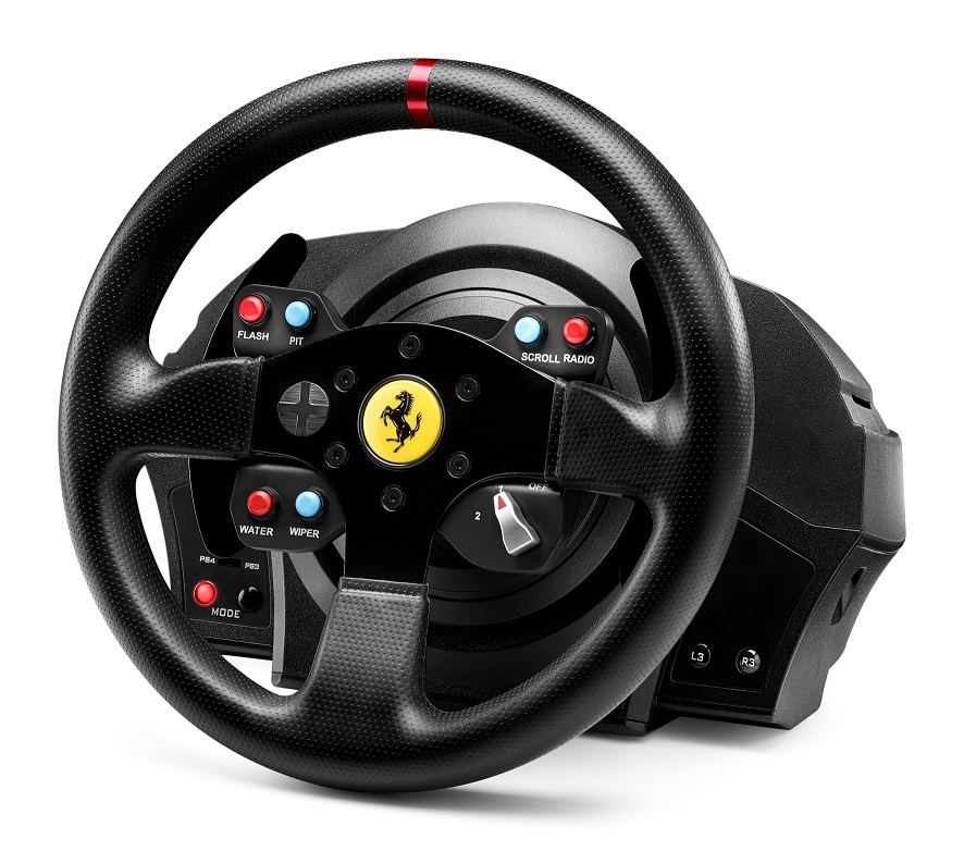 thrustmaster pr sente le t300 ferrari gte pour ps3 ps4 plan te. Black Bedroom Furniture Sets. Home Design Ideas