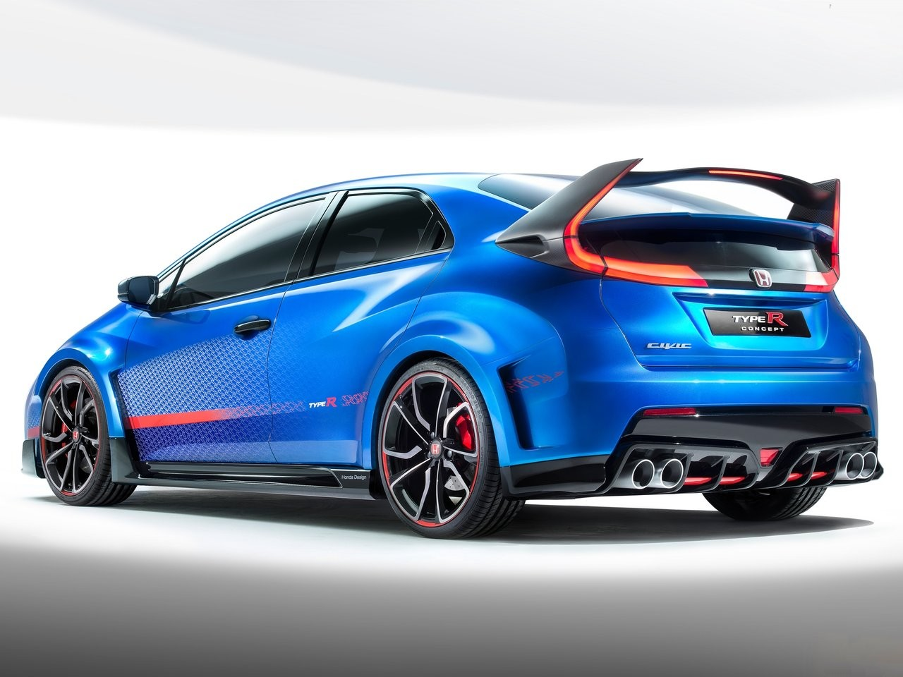 honda civic type r 2015 nouvelle livr e pour le mondial de paris plan te. Black Bedroom Furniture Sets. Home Design Ideas
