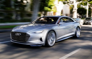 Audi Prologue   Silver