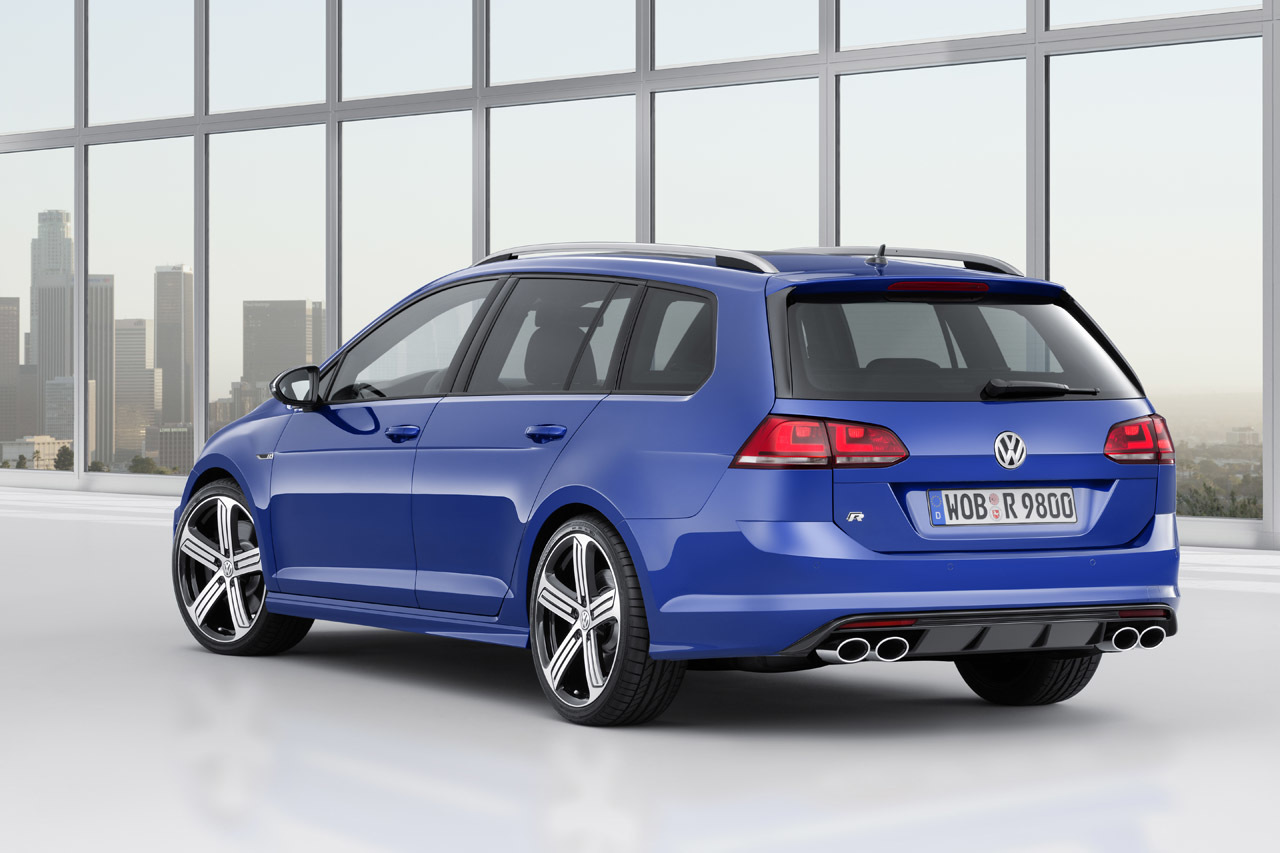 volkswagen golf r variant le break sport est l. Black Bedroom Furniture Sets. Home Design Ideas