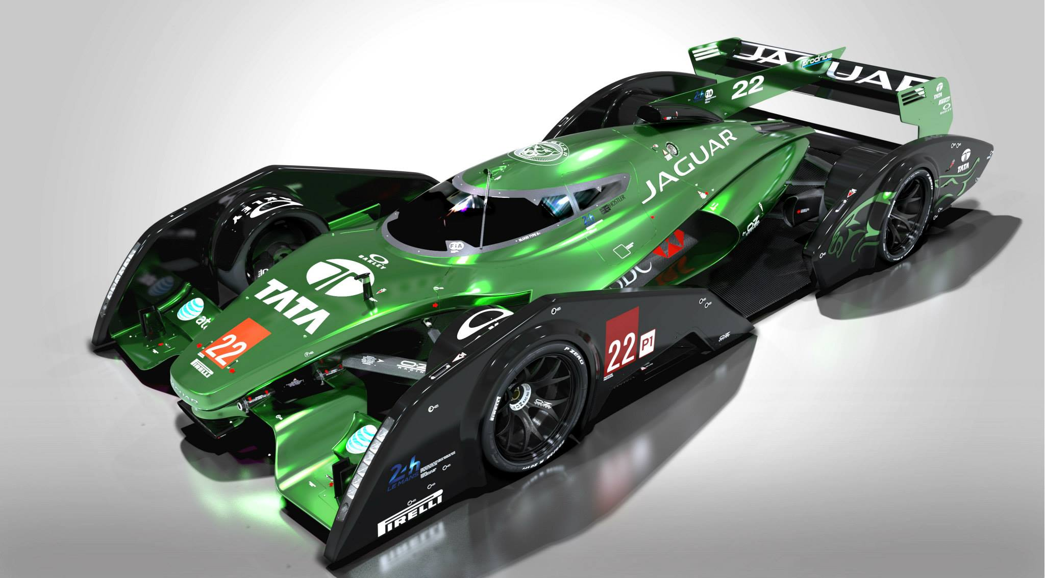 jaguar xjr 19 un concept pr t pour les 24 heures du mans plan te. Black Bedroom Furniture Sets. Home Design Ideas