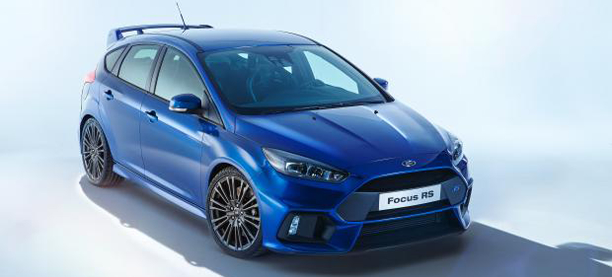 nouvelle ford focus rs les premi res images en fuite. Black Bedroom Furniture Sets. Home Design Ideas