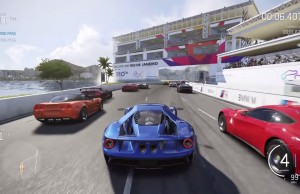 forza motorsport 6 gameplay video e3 2015