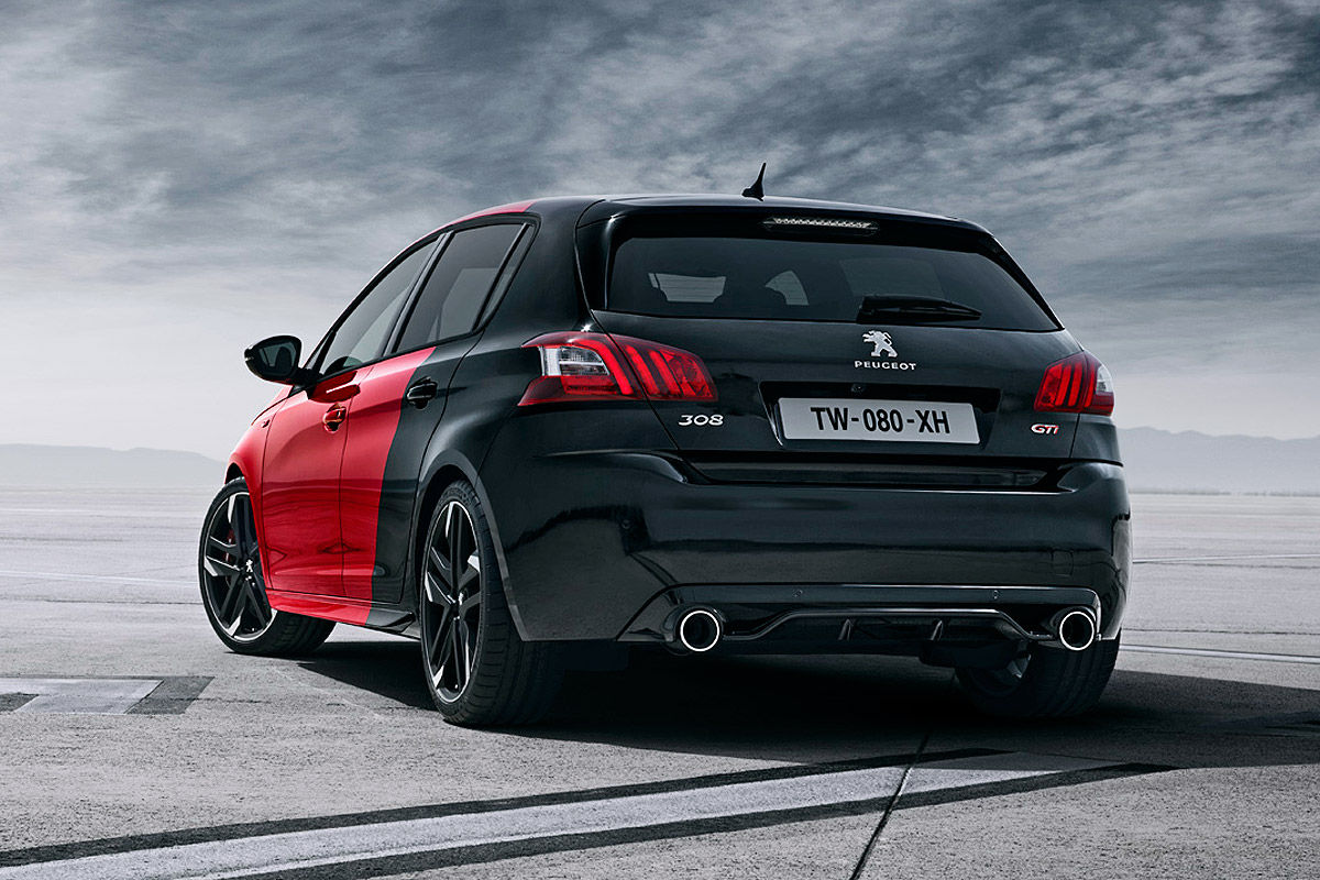 peugeot 308 gti 270 by peugeot sport photos 3 plan te. Black Bedroom Furniture Sets. Home Design Ideas