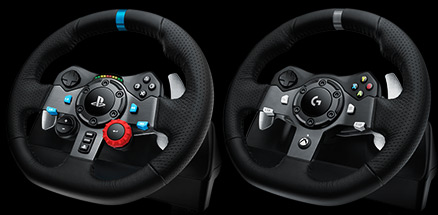 logitech driving force shifter levier de vitesse pour g29 et g920 plan te. Black Bedroom Furniture Sets. Home Design Ideas