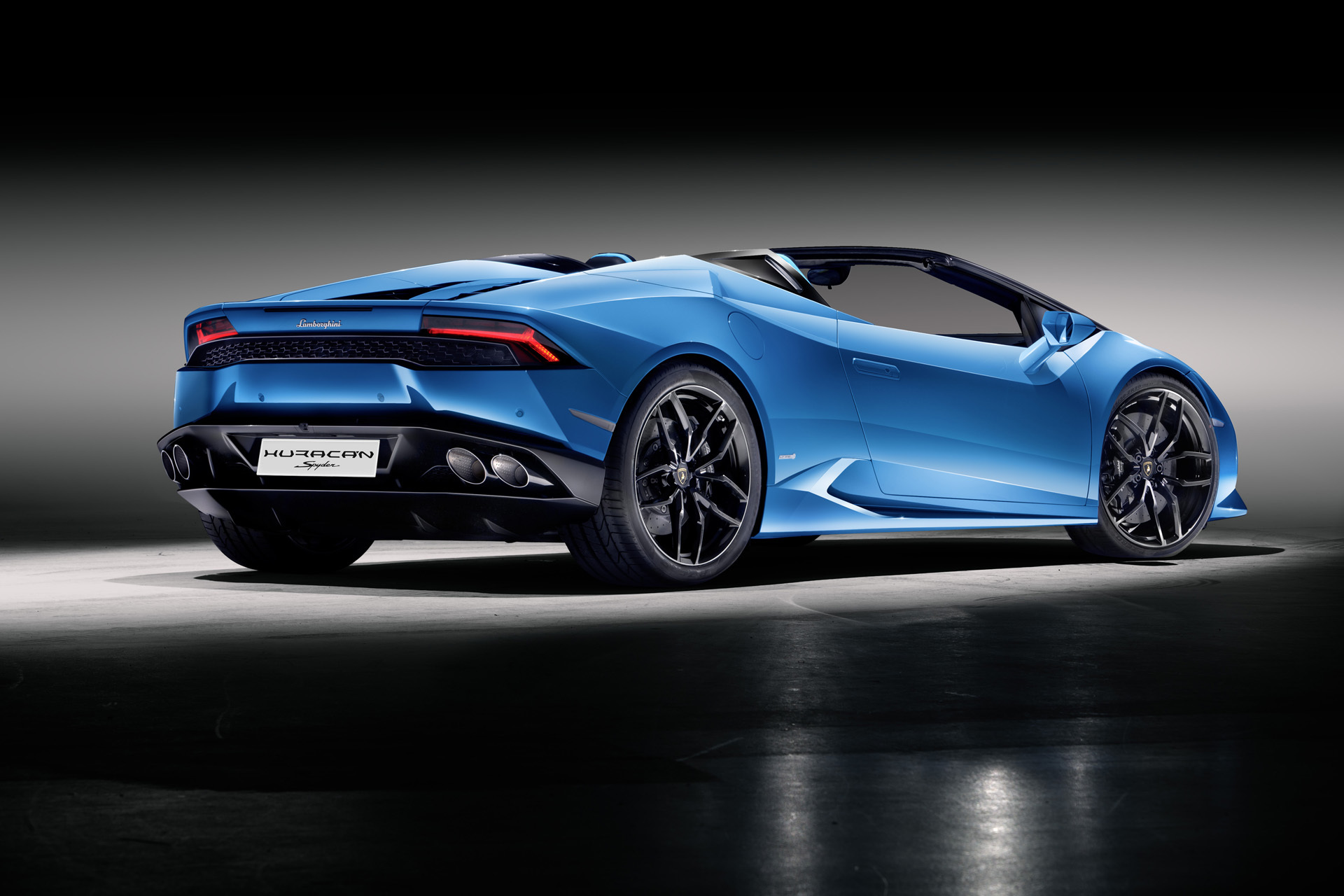 francfort 2015 lamborghini huracan spyder plan te. Black Bedroom Furniture Sets. Home Design Ideas