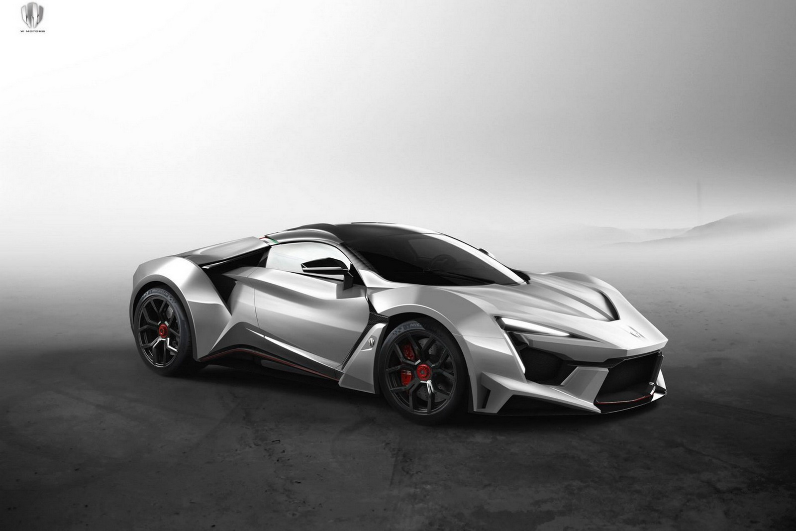 W Motors La Fenyr Supersport Apres La Lykan Hypersport on cool fast and furious cars