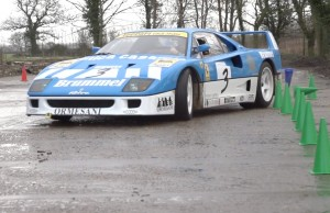 video-ferrari-f40-farmkhana-drift