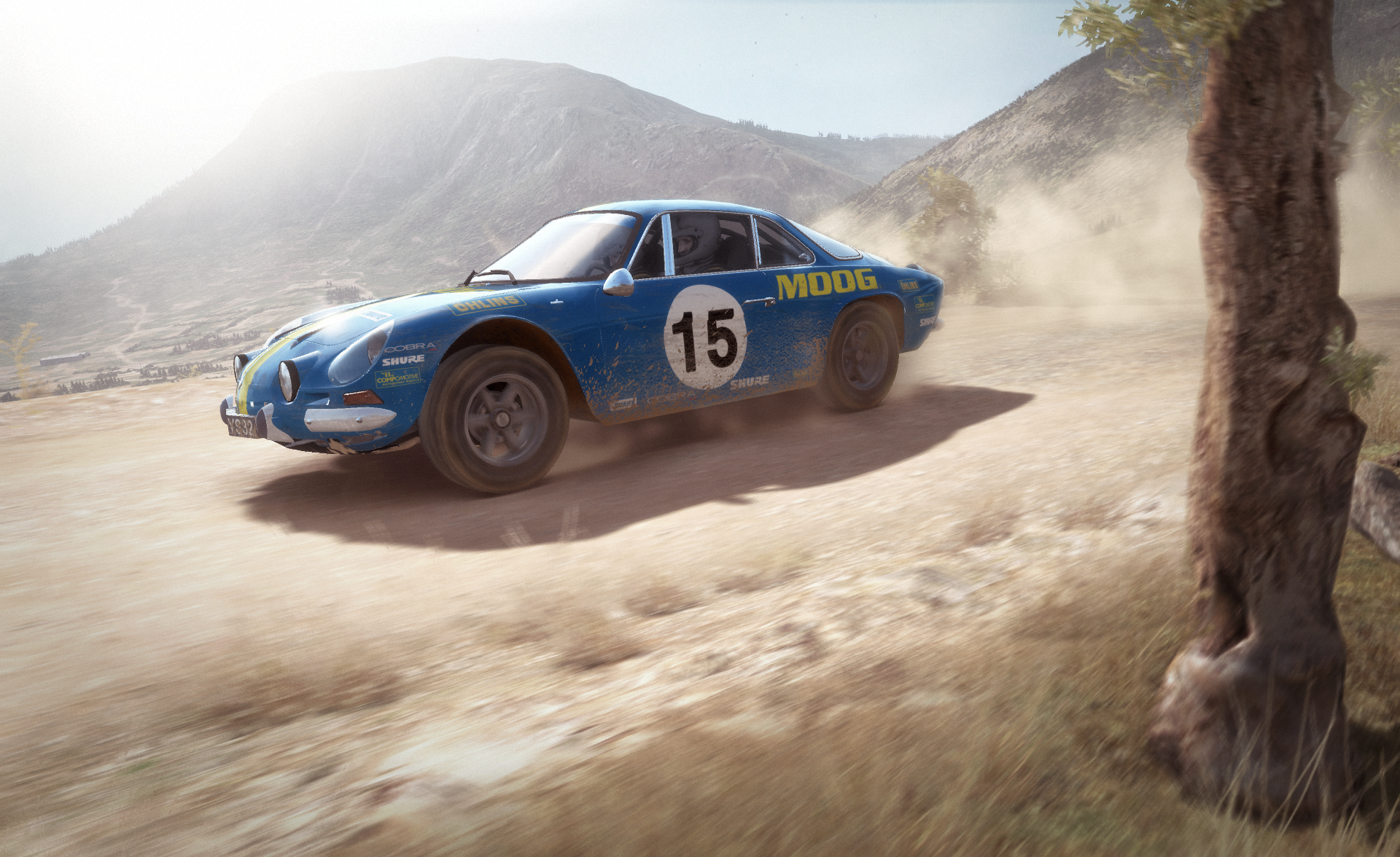 dirt rally 7 nouvelles voitures pour les versions. Black Bedroom Furniture Sets. Home Design Ideas