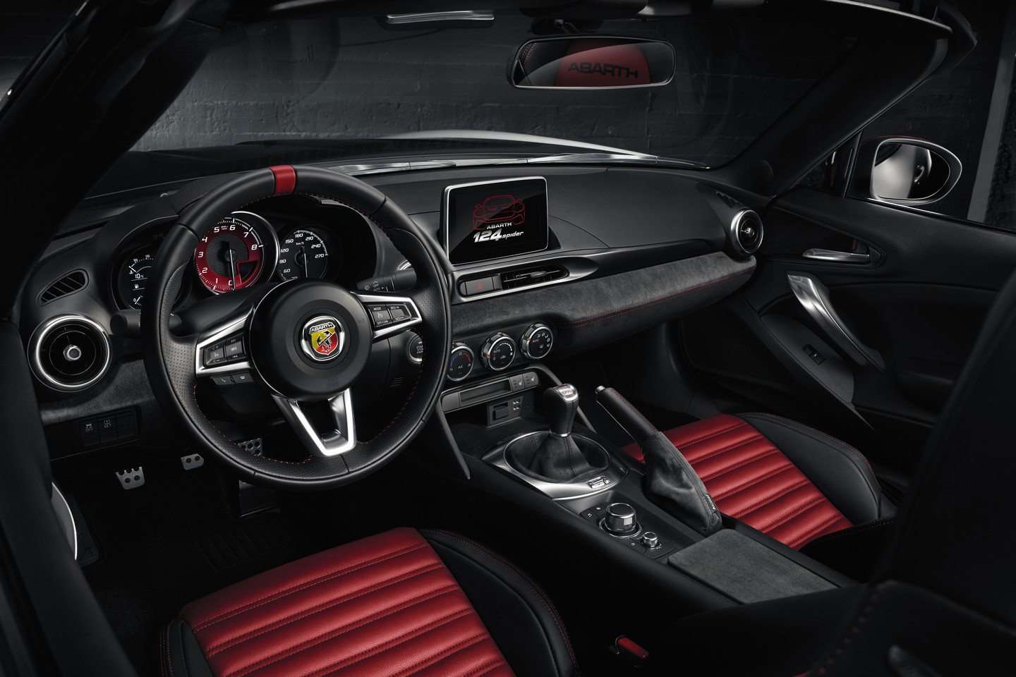 abarth 124 spider puissance prix poids plan te. Black Bedroom Furniture Sets. Home Design Ideas