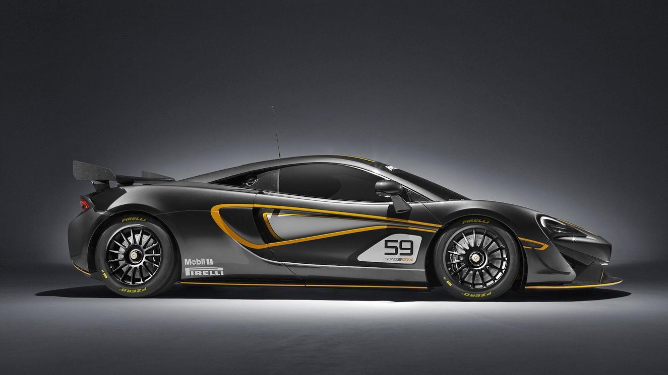 mclaren officialise les 570s sprint et gt4 plan te. Black Bedroom Furniture Sets. Home Design Ideas